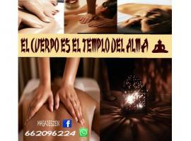 Servicios de Masajes en Badajoz