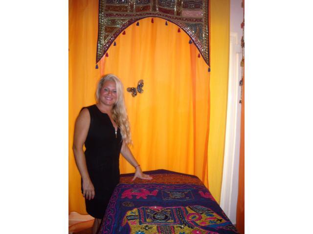 Masajista profesional - Masaje Relajante en Marbella