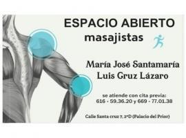 MASAJISTAS PROFESIONALES en Zaragoza