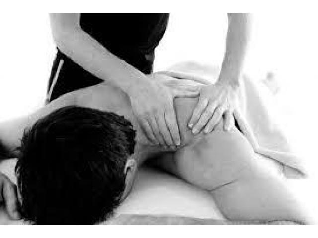 Masajes combinados localizados y completo Full body massage