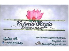 Centro de masaje Victoria Regia en Murcia