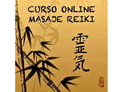 Curso Online Masaje tradicional Reiki Ketsueki kokan ho